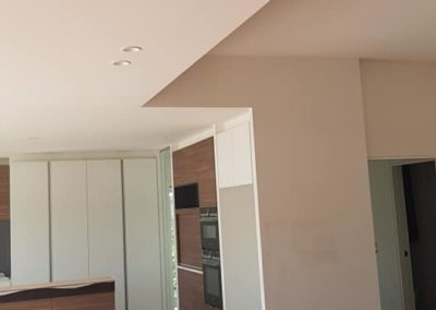 Squareset plastering at a beautiful Eastern Suburbs home in Sydney