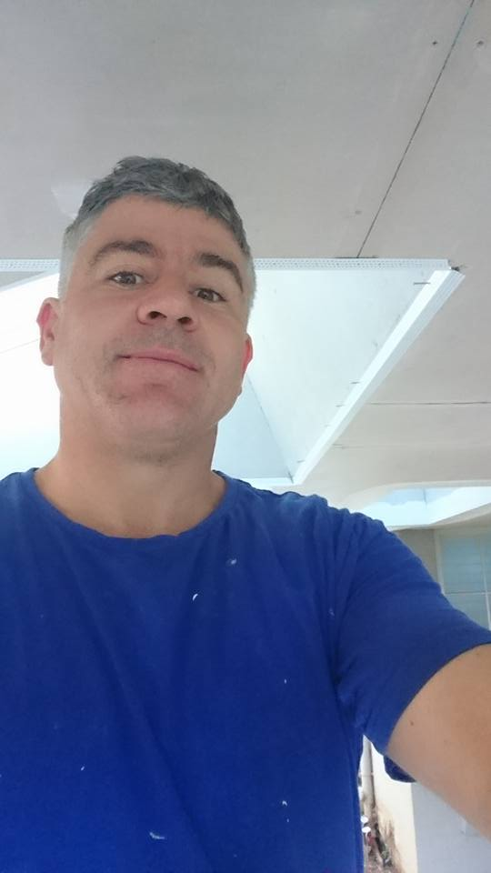 Paul the gyprocking plasterer providing professional residential plastering in the Sydney region