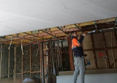 new gyprock ceiling installation Rose Bay NSW 2029