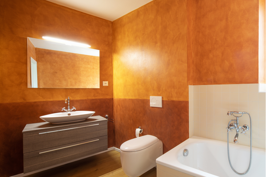Why you should consider Venetian plaster for your bathroom renovation